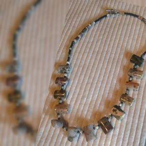 Handcrafted Vintage Bead necklace